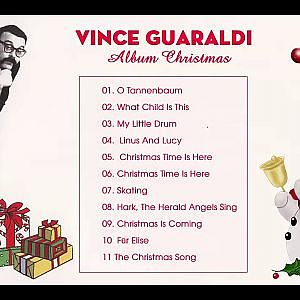 WEIHNACHTEN+XMAS+KLAVIER-TRIO+JAZZ+POP: Vince Guaraldi - Christmas Full Album (US 1965)